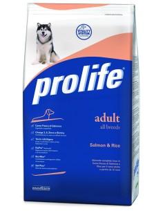 Prolife adult salmone e riso 12 Kg