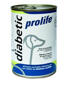 Prolife dog vet diabetic 400 gr