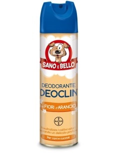 Bayer deodorante deoclin...