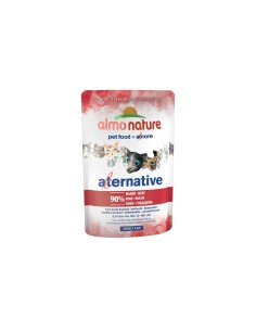 Almo Nature alternative WET Manzo 55g