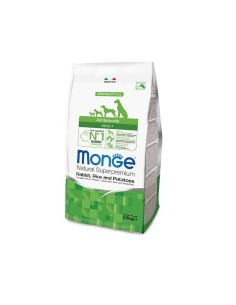 Monge all breeds adult coniglio, riso e patate 2,5 kg