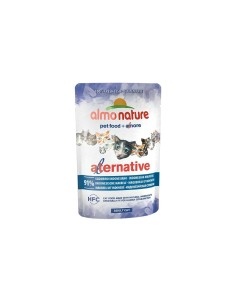 Almo Nature alternative WET Sgombro Indonesiano 55g