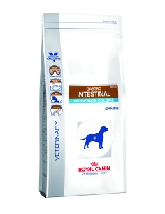 Royal Canin cane vet dry Gastro Intestinal Moderate Calorie 2kg