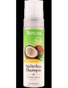 TROPICLEAN Waterless Shampoo HYPO ALLERGENIC 220 ml