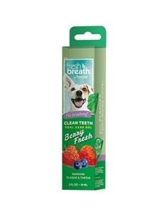 TROPICLEAN Clean Teeth Gel Berry Fresh 59 ml