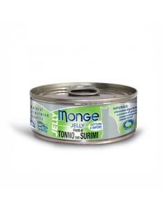 Monge jelly filetti di tonno e surimi 80 gr