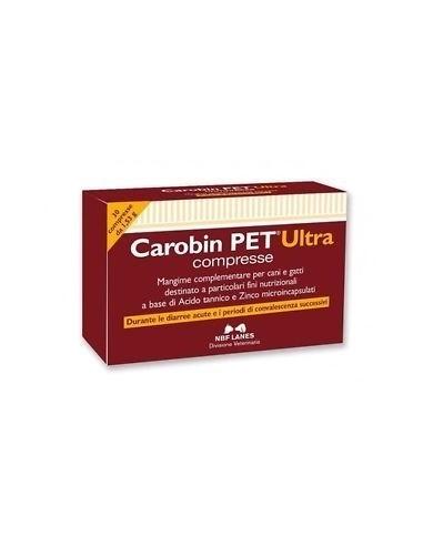 Nbf Lanes Carobin Pet Ultra 30 compresse