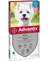 Bayer Advantix Spot-on 4 pipette per Cani 4-10kg