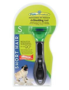 Furminator Short Hair deShedding per Cani dal Pelo Corto di Taglia Piccola