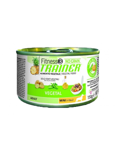 Fitness Trainer  3   Mini Vegetal Umido 150g