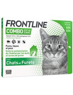 Frontline combo gatti 6 pipette