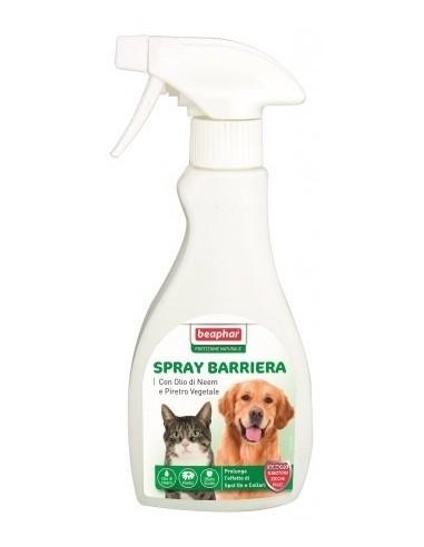 Beaphar spray barriera antiparassitario naturale olio di neem 250 ml