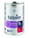 EXCLUSION Hypoallergenic Capra e Patate lattina 400g