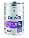 EXCLUSION Hypoallergenic Cinghiale e Patate lattina 400g