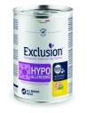 EXCLUSION Hypoallergenic Quaglia e Piselli lattina 400g