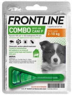 Frontline combo per cuccioli 1 pipetta
