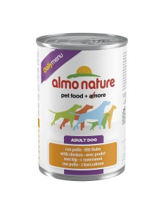 Almo Nature DAILYMENU con Pollo 400g