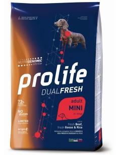 Prolife Ad Manzo/Oca e Riso mini 0,6 kg