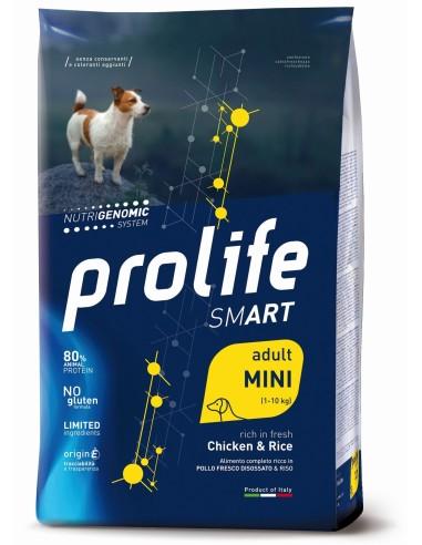 Prolife Smart Adult Mini Pollo e Riso - 2 kg