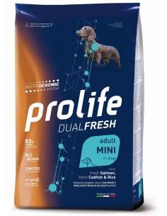 Prolife Ad Salmone/Baccalà e Riso mini 0,6 kg