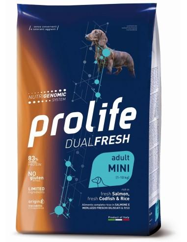 Prolife Ad Salmone/Baccalà e Riso mini 2,5 kg