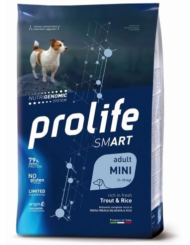 Prolife Smart   Mini Trota e Riso - 7 kg
