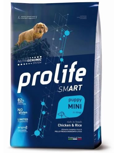 Prolife Smart Puppy Mini Pollo e Riso - 2kg