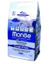 Monge grain free all breeds acciughe patate e piselli 2,5 kg