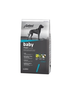 Golosi baby maxi crocchette cane 12 kg
