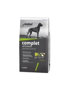 Golosi complet all breeds crocchette cane 12 kg