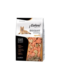 Golosi bisquit country agrumi 600 gr