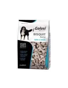 Golosi bisquit bone latte e miele 600 gr