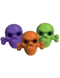 Gioco gomma Scary Skull