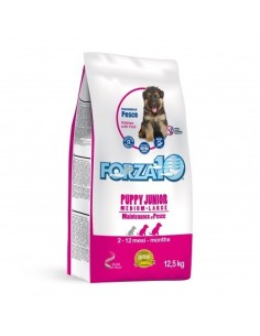 FORZA10 Puppy Junior Maintenance al Pesce Medium/Large 12,5 kg