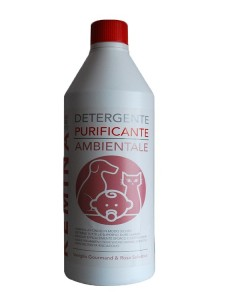 IN OMAGGIO: Kemina Home&Pet Detergente purificante ambientale 1 Lt.