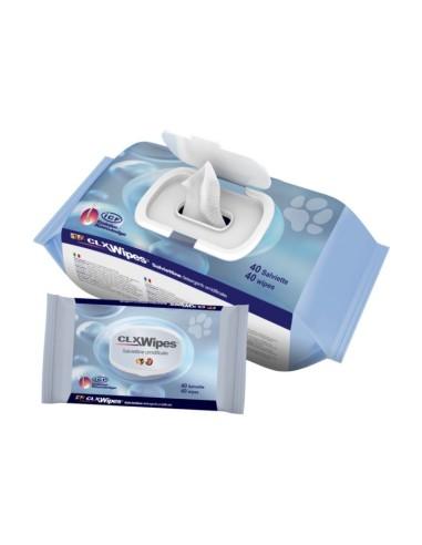 ICF CLX wipes salviette 40 pz