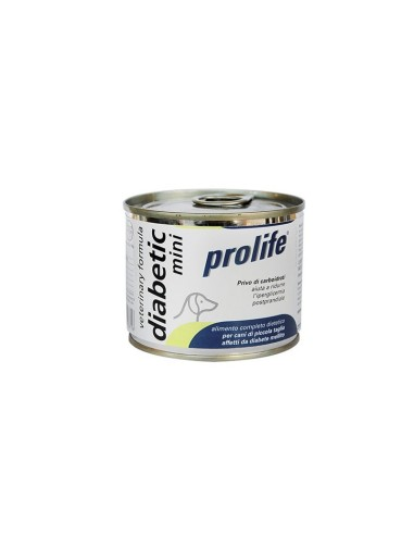 Prolife Dog Vet Diabetic Mini - 200gr