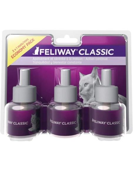 3 Ricariche da 48 ml - Feliway Classic