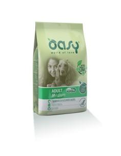 Oasy LifeStage Secco Cane   Medium Pollo 12kg