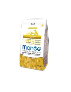 Monge all breeds adult pollo, riso e patate 2,5 kg