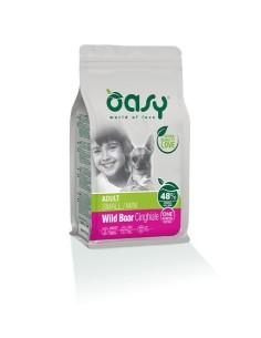 Oasy One Animal Protein Secco Cane   Small/Mini Cinghiale 2.5kg
