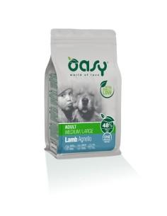 Oasy One Animal Protein Secco Cane Medium/Large Agnello 12kg