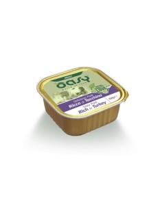 Oasy Deliziosi Patè Umido Cane - Ricco di Tacchino 150gr