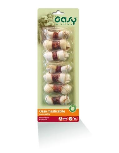 Oasy Snack Cane - Osso Masticabile con Anatra - Taglia S