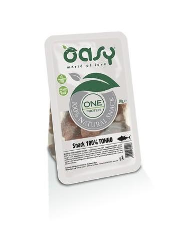Oasy Snack Naturale Cane - One   100% Tonno