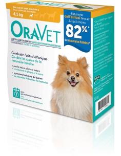 Oravet Gum XS per cani fino a 4,5 kg 7 pezzi