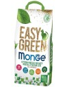 Monge Lettiera Easy Green - Vegetale e Agglomerante - 10LT