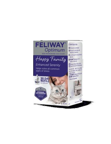 Feliway Optimum Ricarica da 48ml
