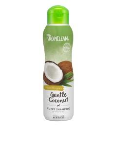 TROPICLEAN Shampoo Gentle Coconut HYPO ALLERGENIC/PUPPY 355ml