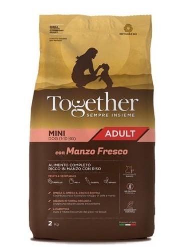 Together Adult Mini con Manzo Fresco 2kg